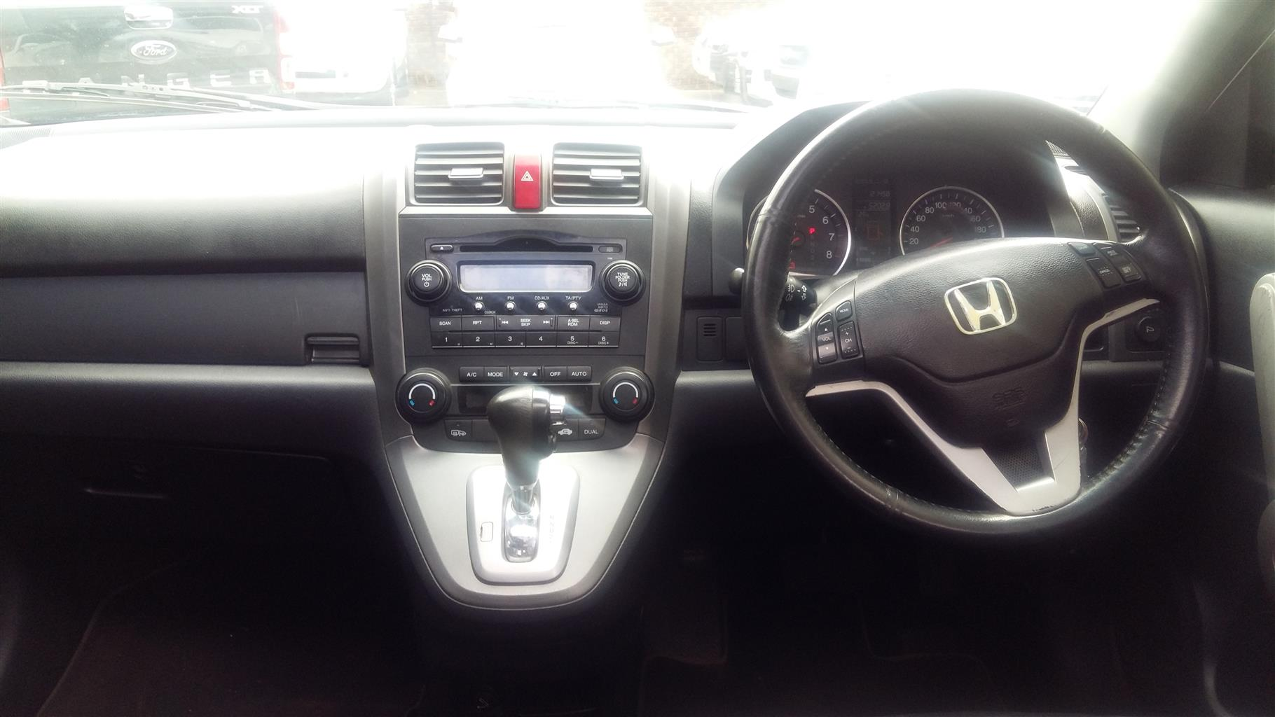 2007 Honda CR-V 2.0 RVi automatic