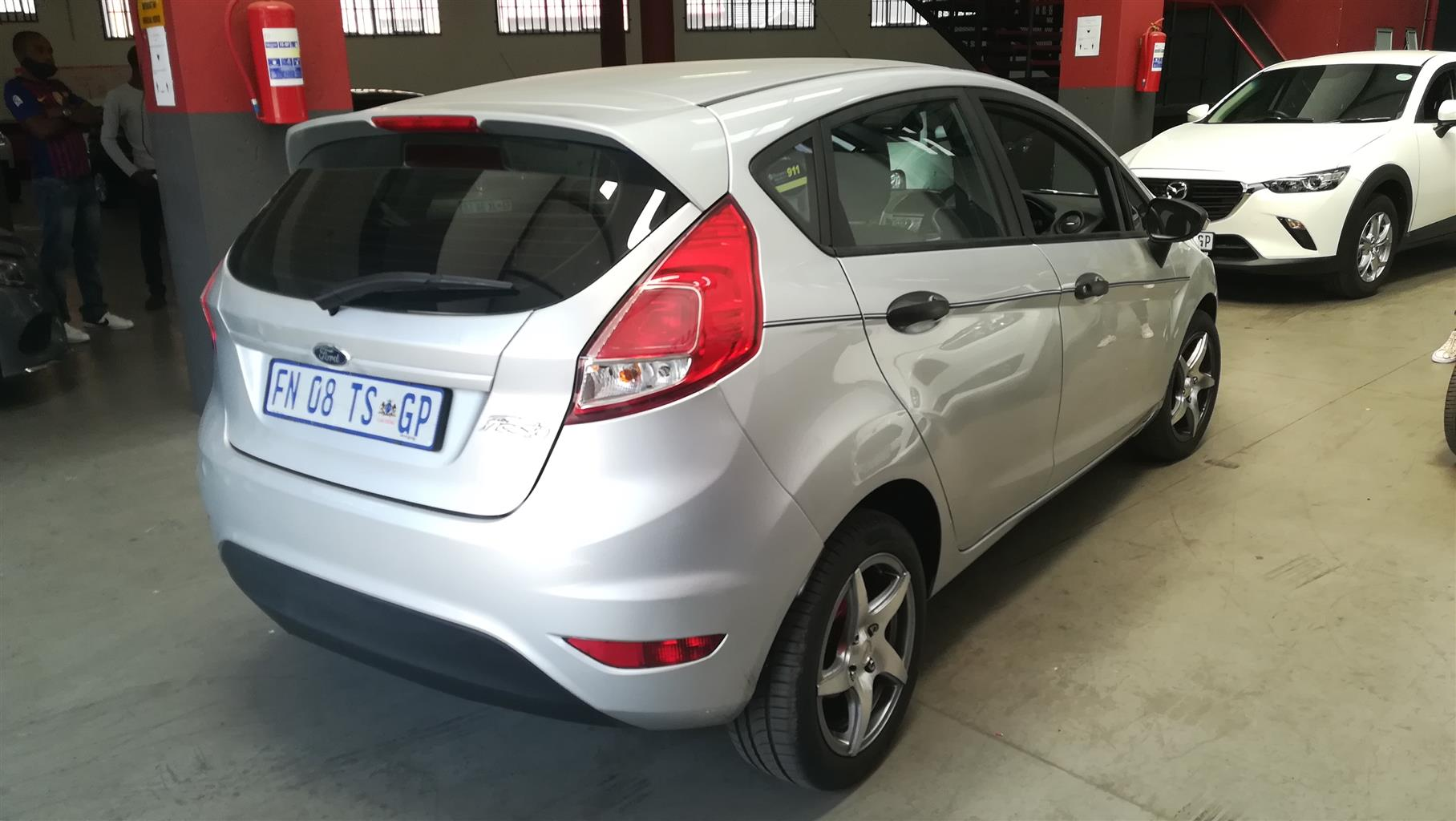 2016 Ford Fiesta 5 door 1.0T Ambiente