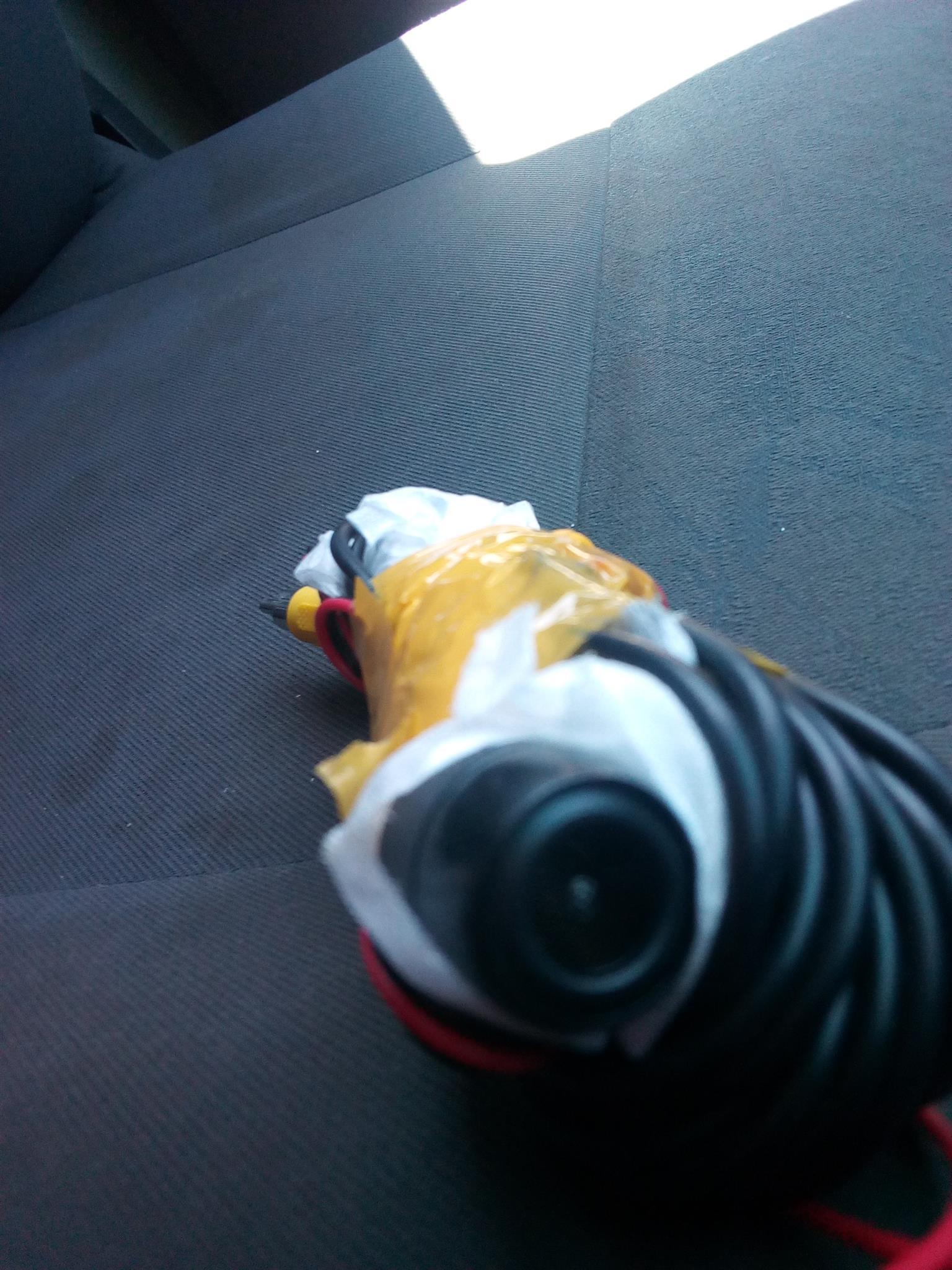 Car rear camera