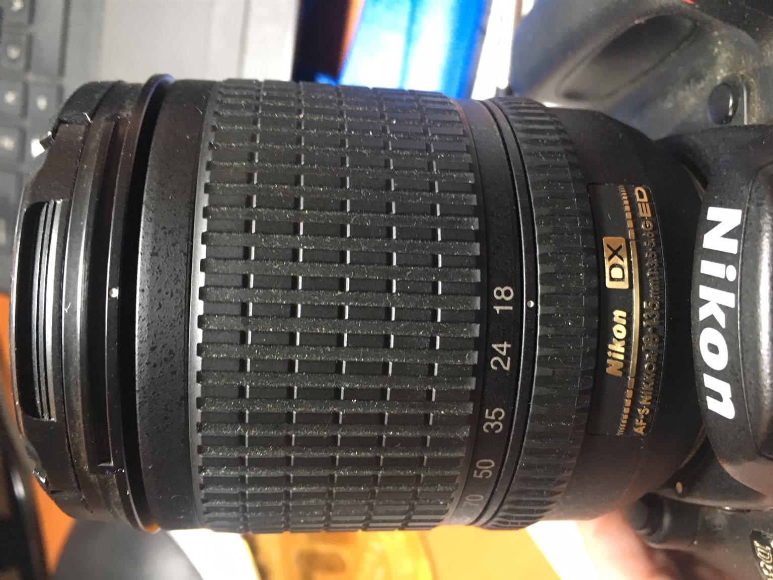Nikon AF-S Nikkor 18-135mmF3.5-5.6G ED