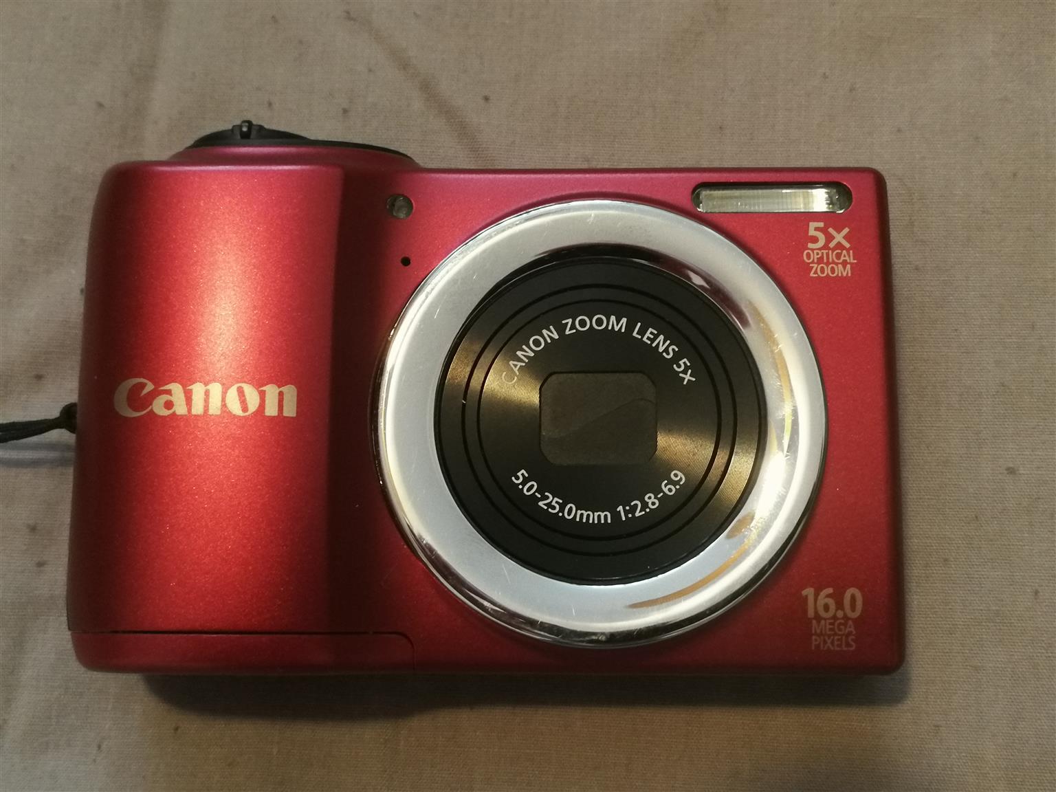 Canon powershot A810 HD
