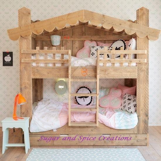 Stunning bed