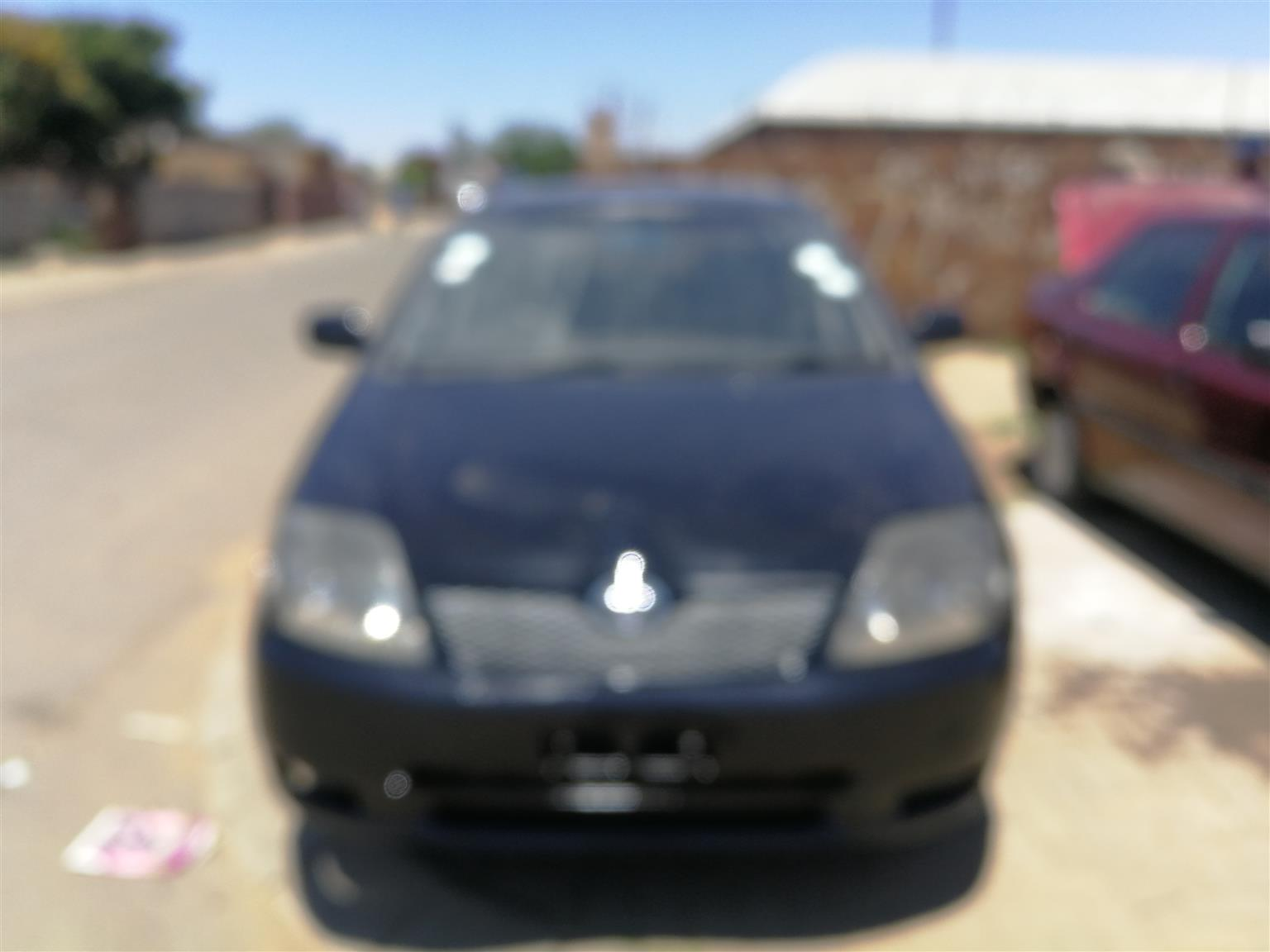 2003 Toyota RunX 160 Sport