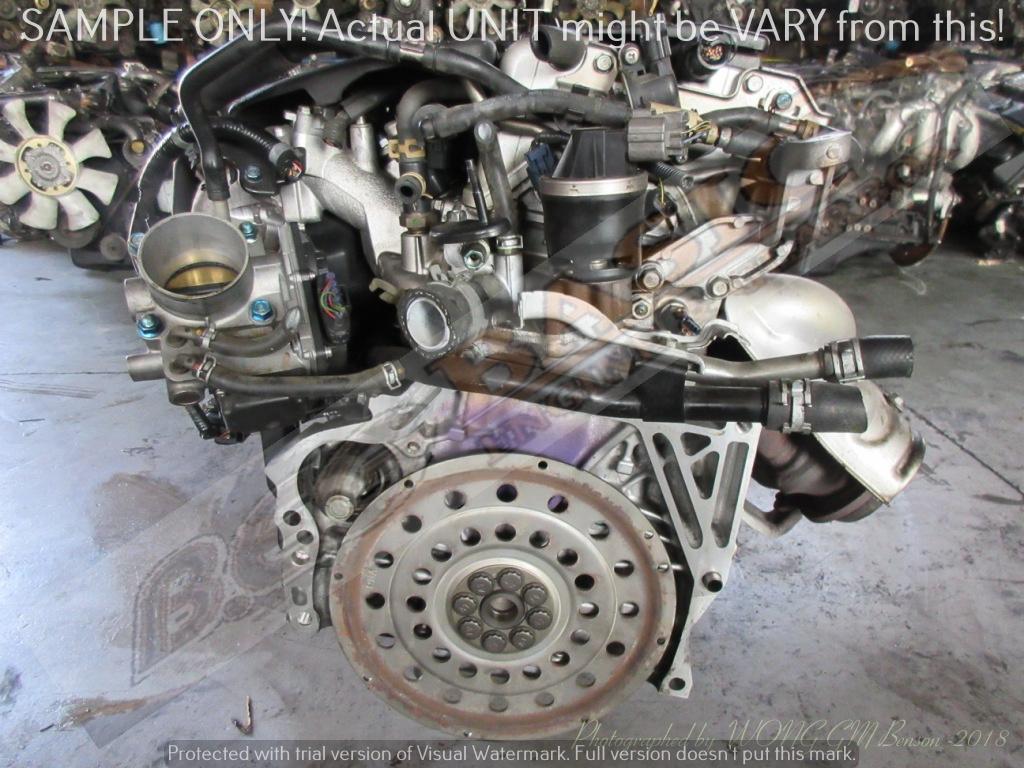 HONDA CIVIC  K20Z2 2.0 DOHC 16V I VTEC Engine