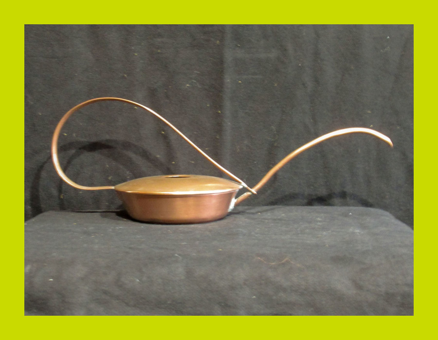 Vintage Copper Indoor Watering Can - SKU 1241