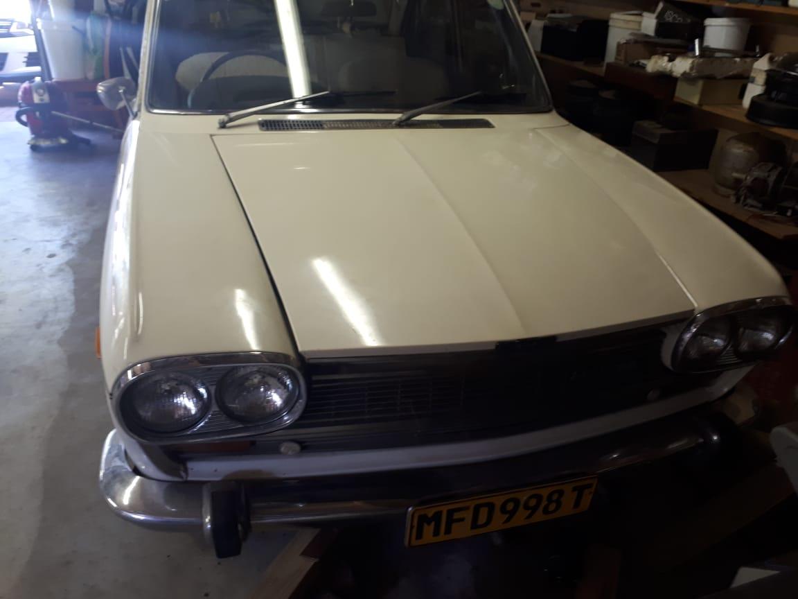 Classic Cars Datsun