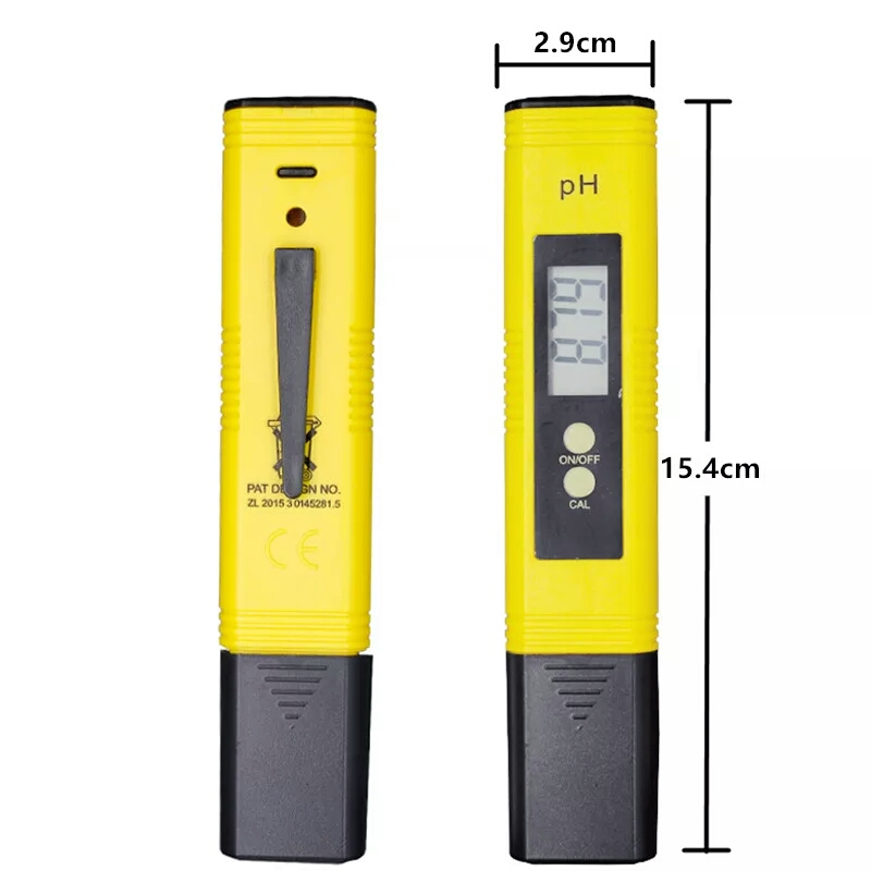 Ph tester and TDs/EC temperature metre combo new for sale