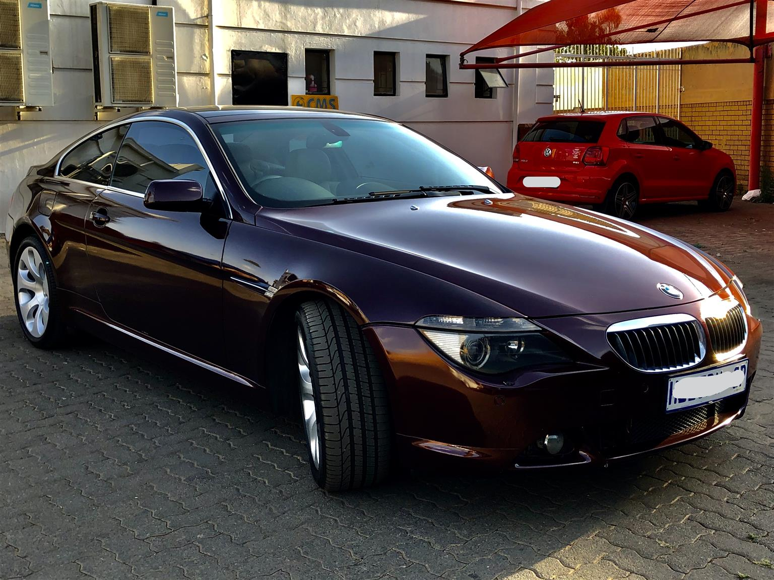 2005 Bmw 6 Series 650i Coupe Junk Mail