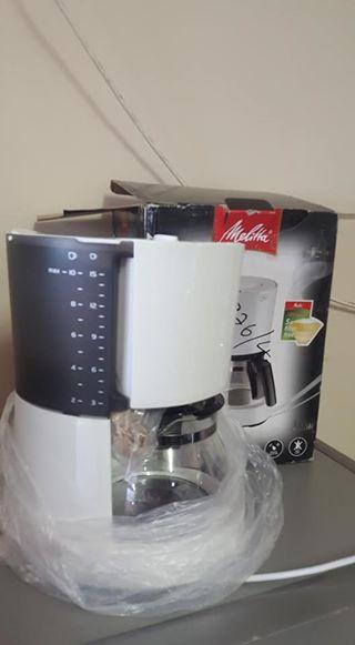 Melitta coffee maker Enjoy white