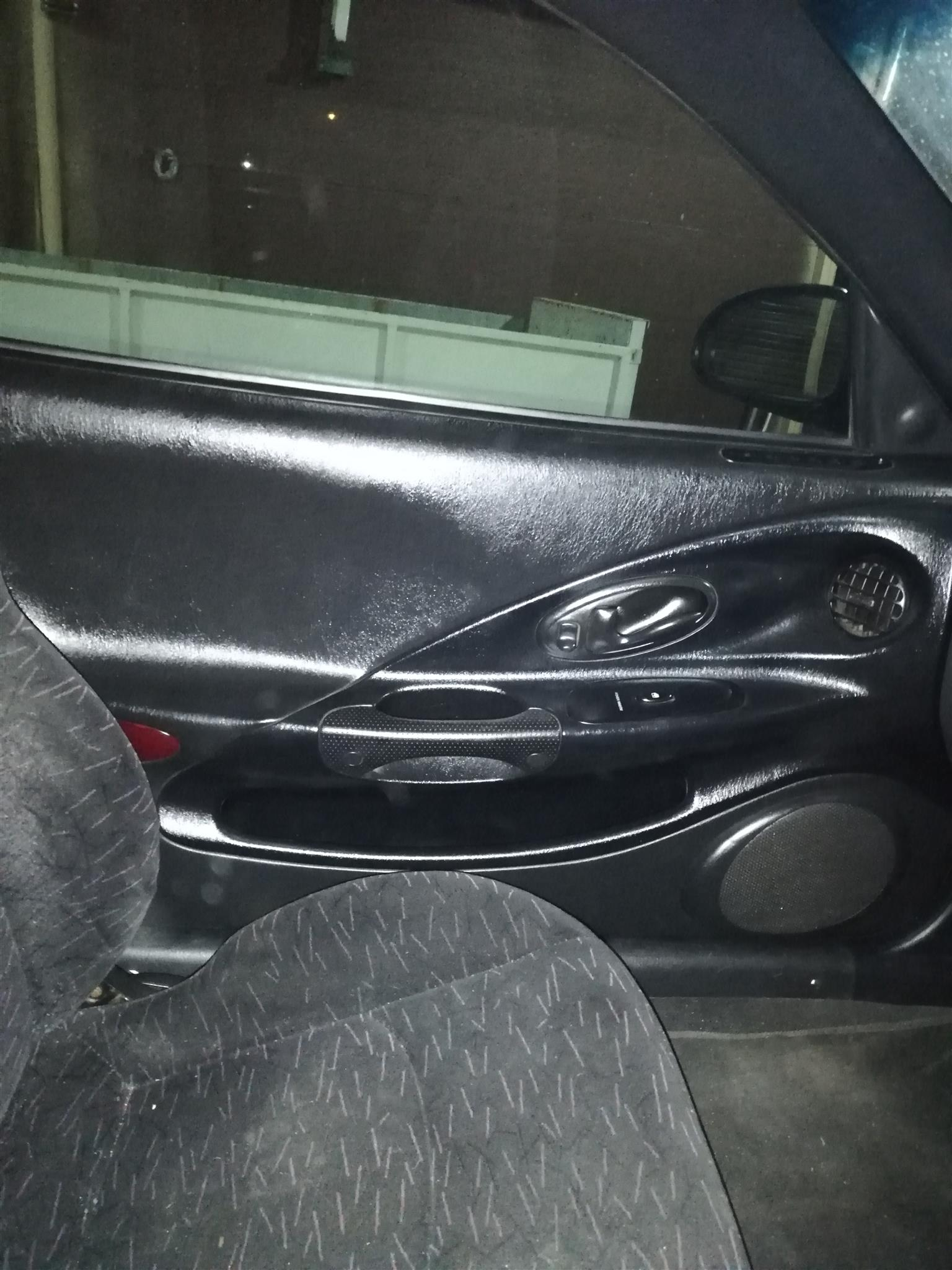 1997 Hyundai Tiburon 2.0 GLS