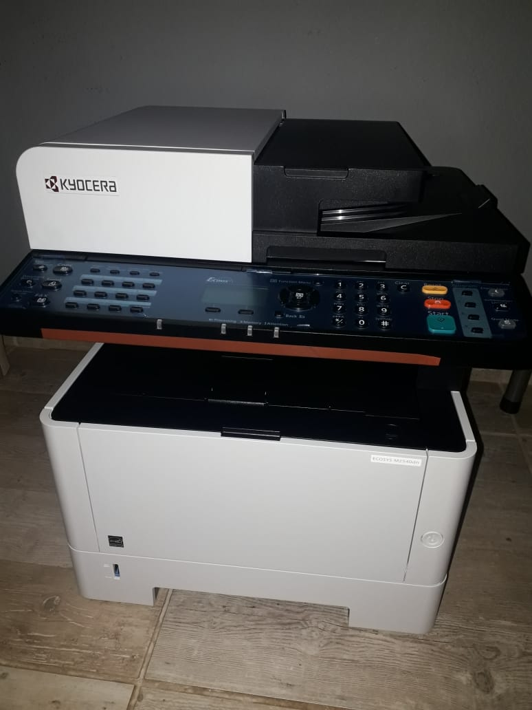 Almost New Kyocera M2540dn Office Copier - Free Delivery and Installation