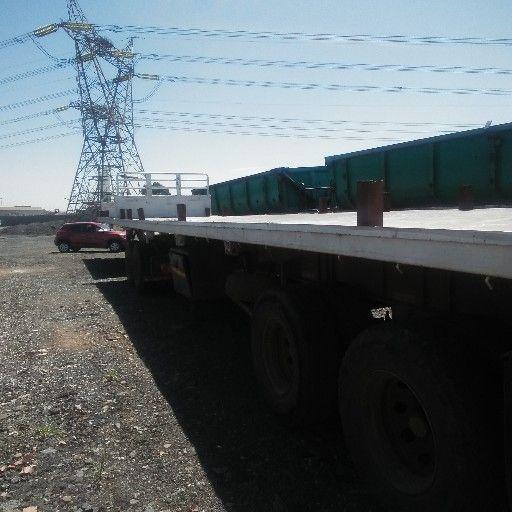 Hendred superlink trailer