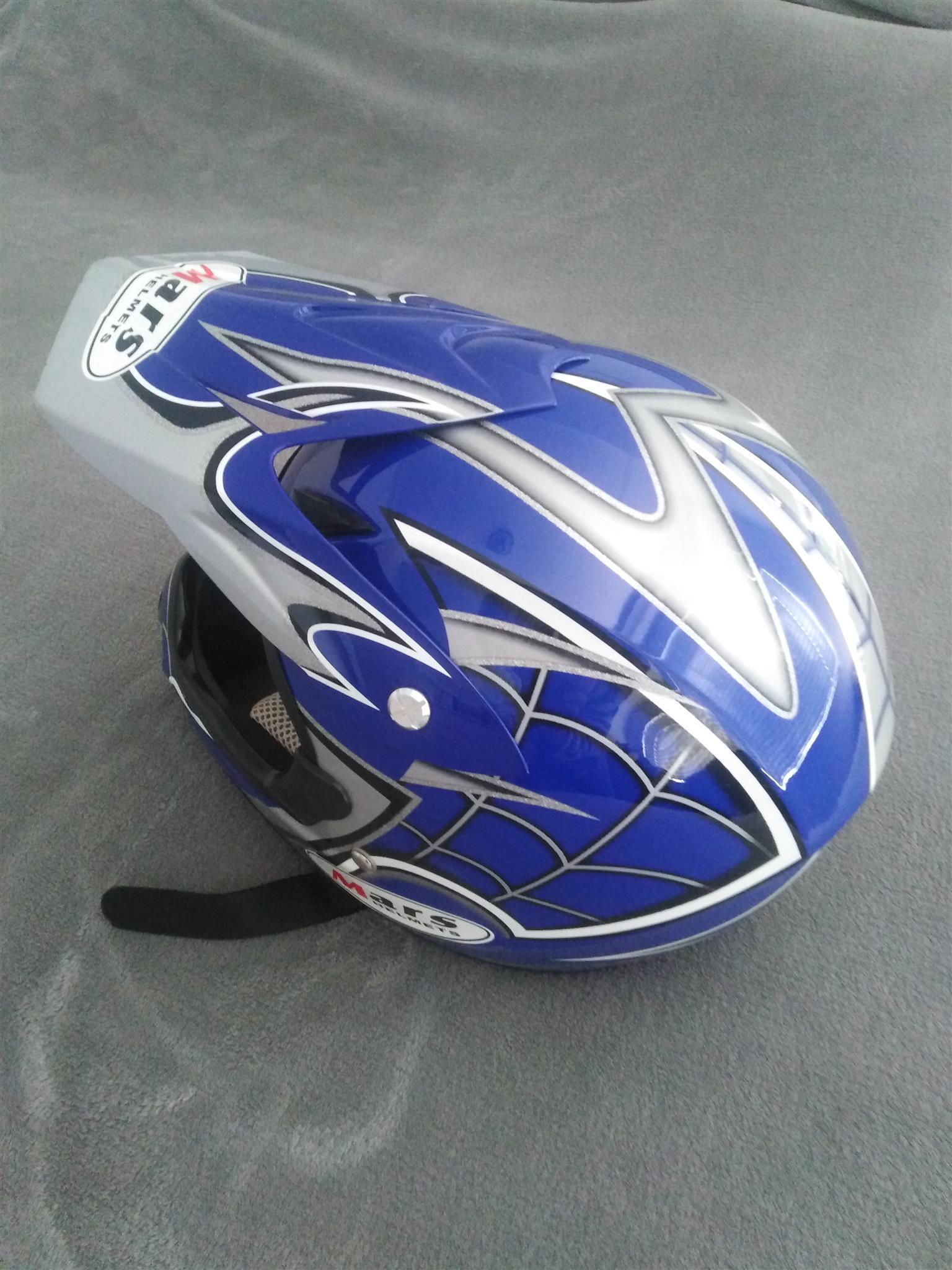 Mars offroad helmet