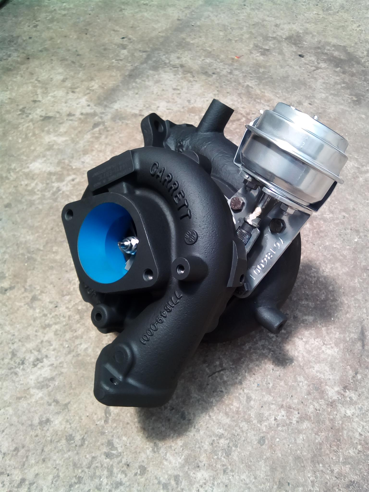 Turbo Charger Service Repair Centre