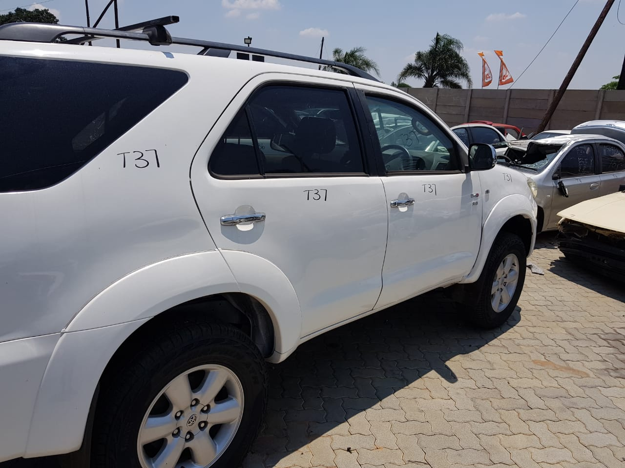 Various Toyota Fortuner Spares and Parts Available At DTB Spares
