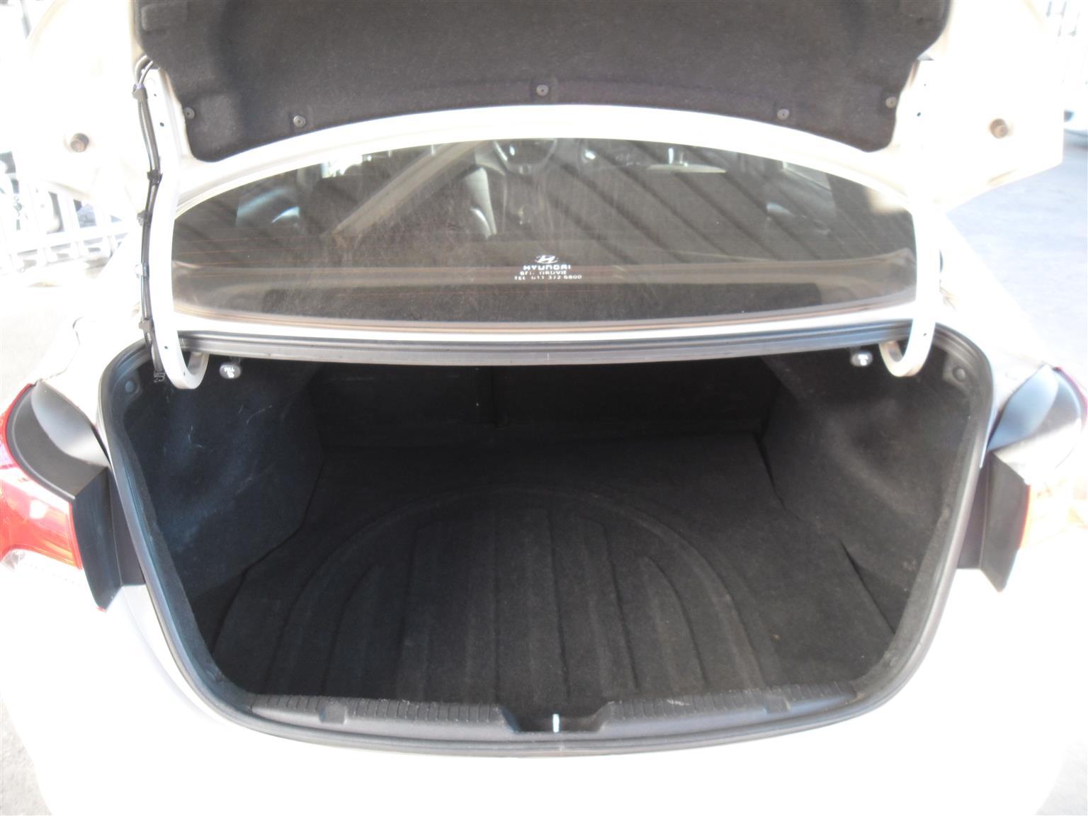 2011 Hyundai Elantra 1.8 GLS