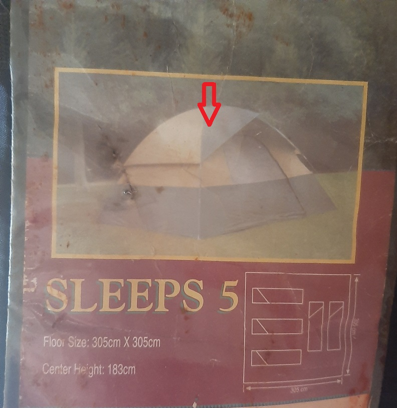 Looking for a tent cover