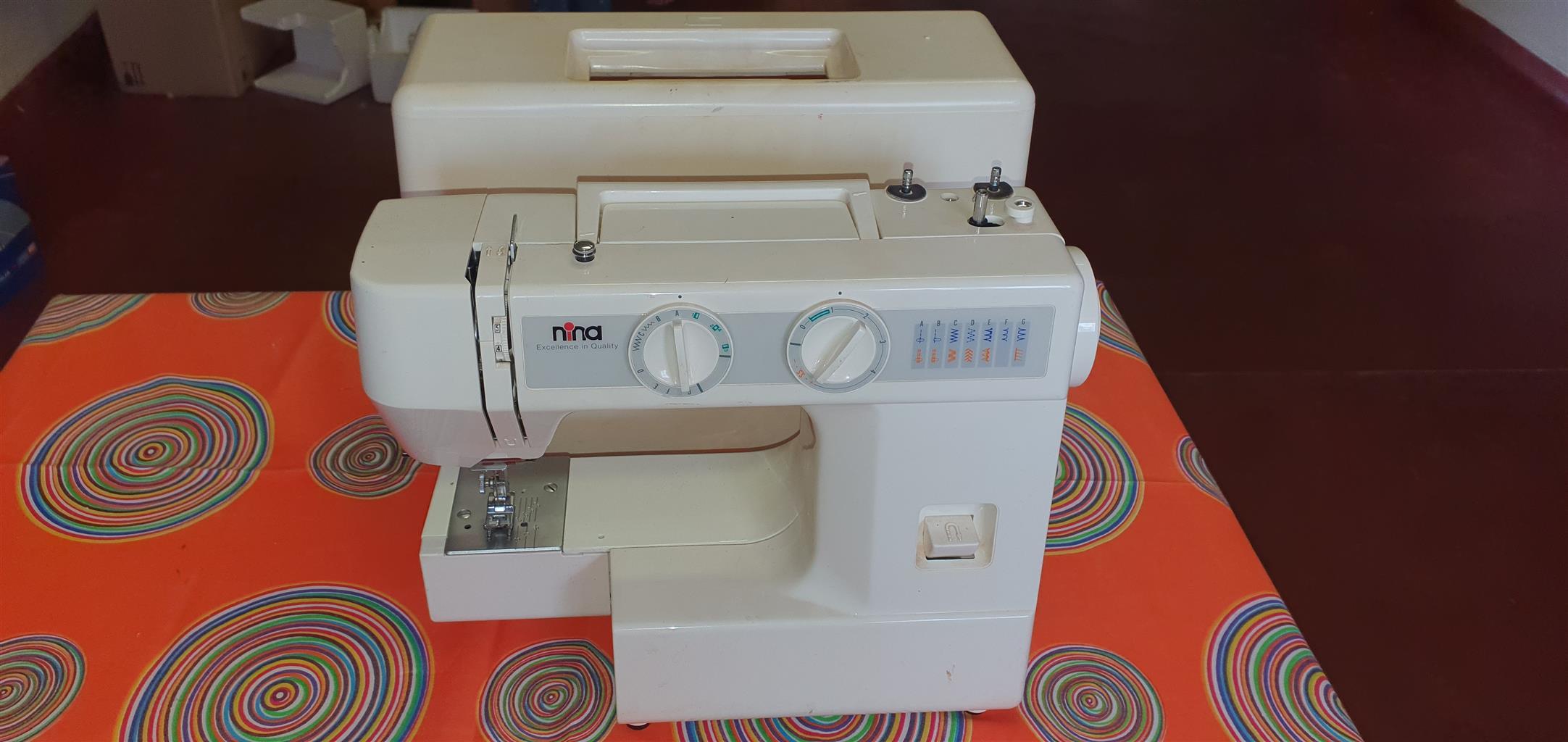 Nina Sewing Machine