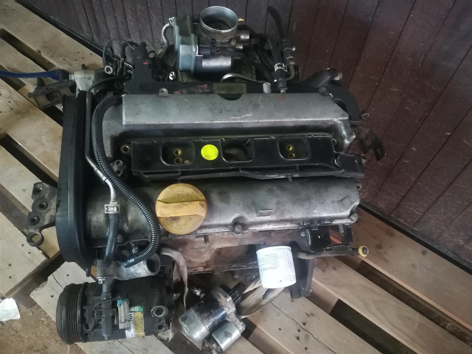 Opel Astra H Z18XE opel
