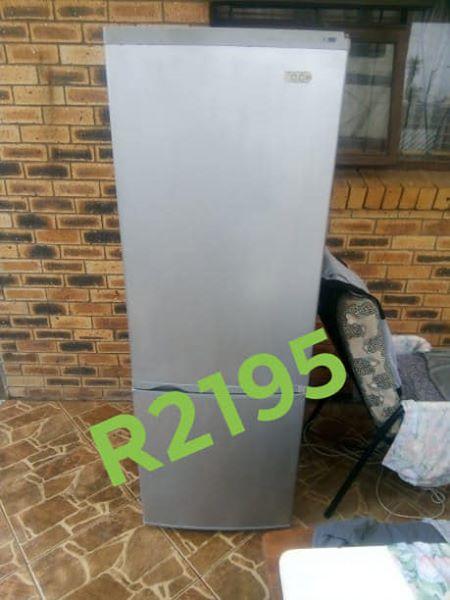 KIC Double Door fridge and