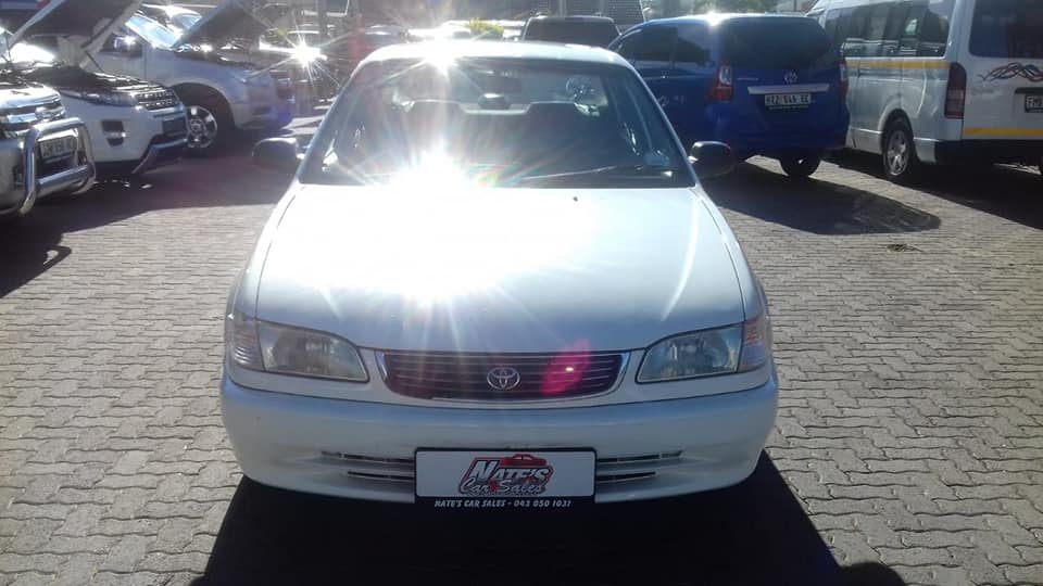 2000 Toyota Corolla 1.3 Advanced