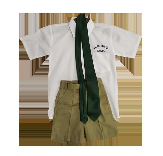 Boys Complete Uniform