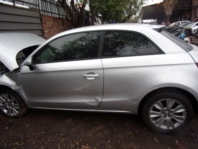 Audi A1 1.4T FSI 2014 Stripping for Spares