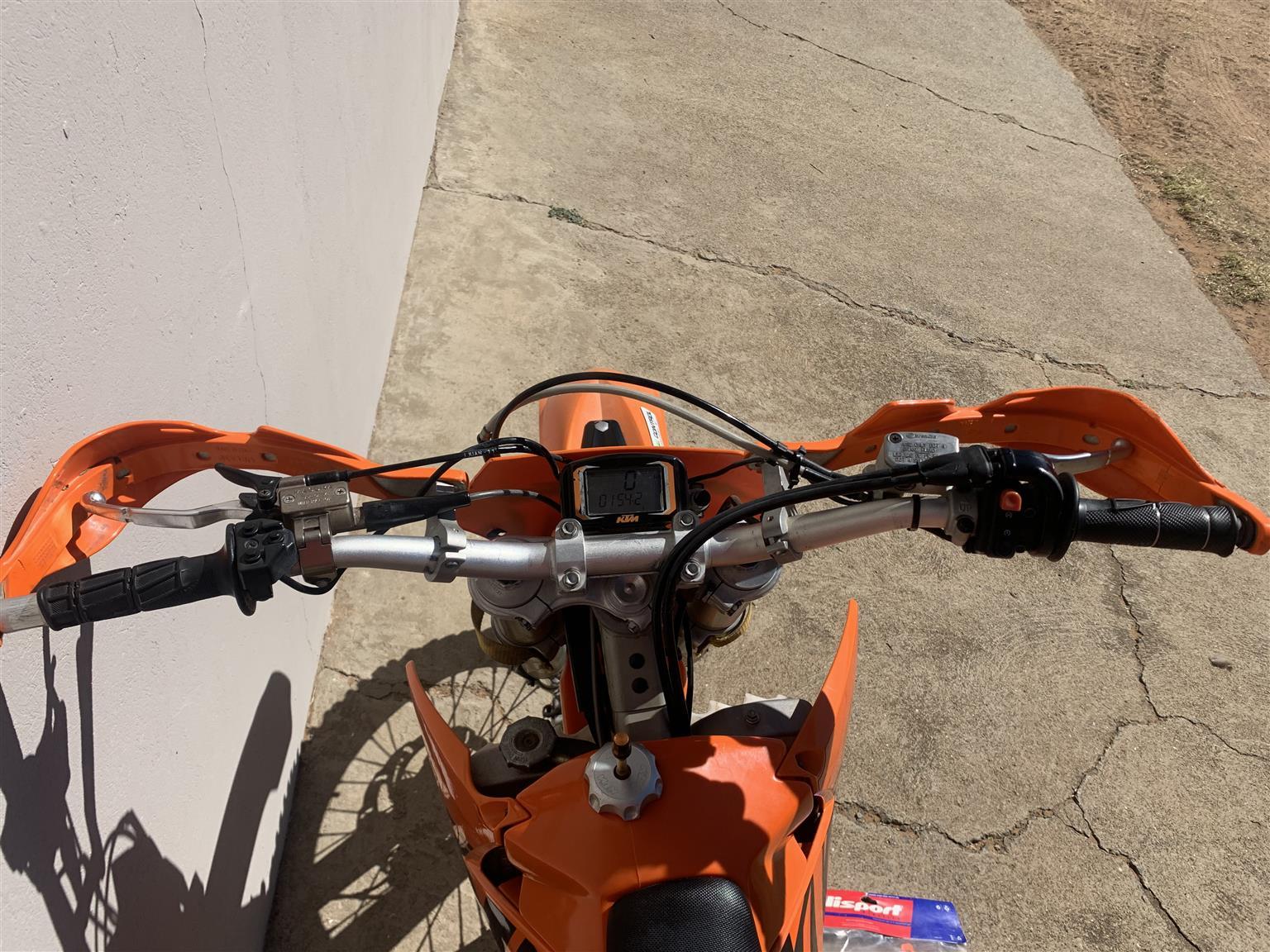 2003 KTM 525 EXC