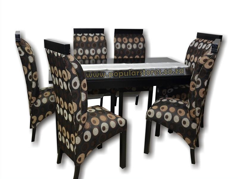 Radha dining room suite 7pc
