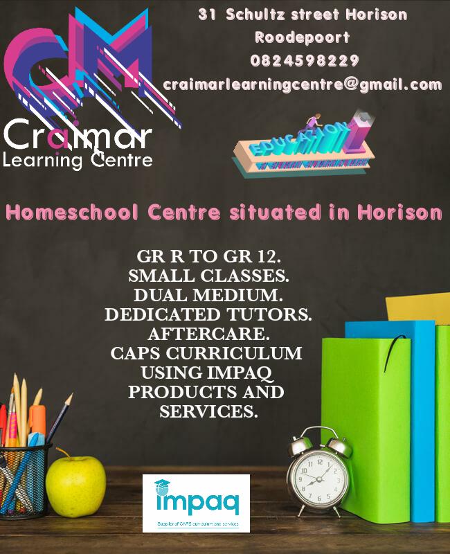 Homeschooling in Horison