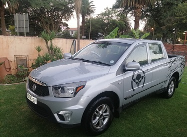 ssangyong actyon sports II
