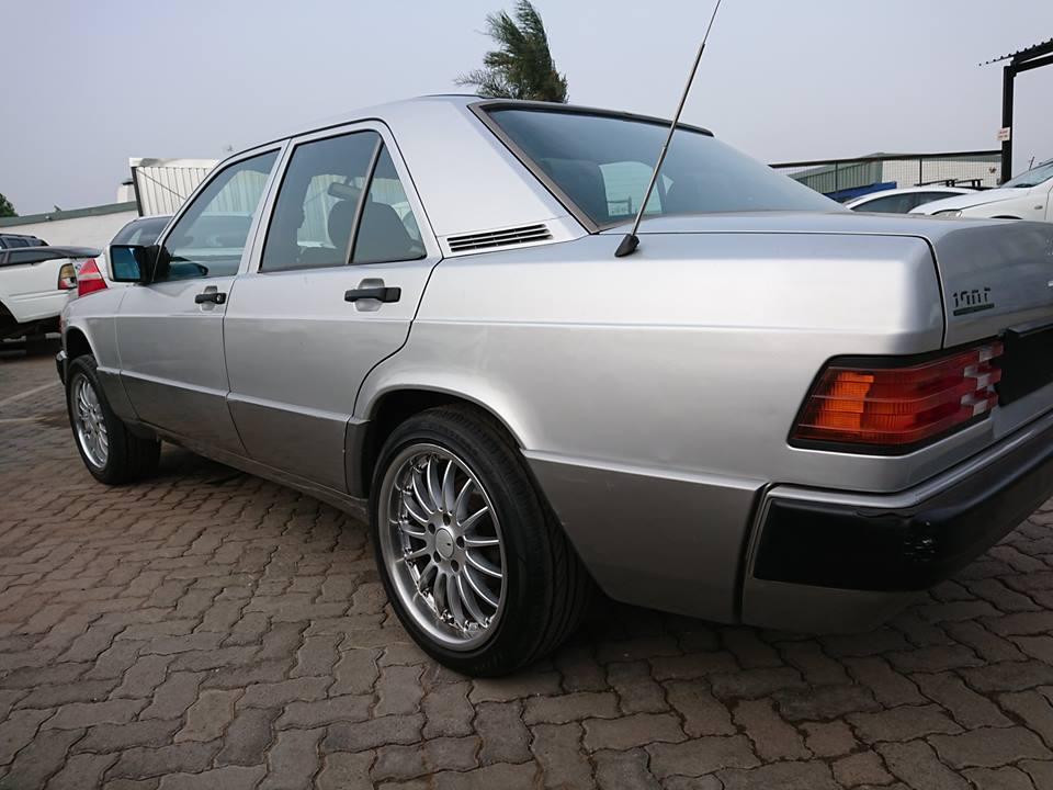 1990 Mercedes Benz 190