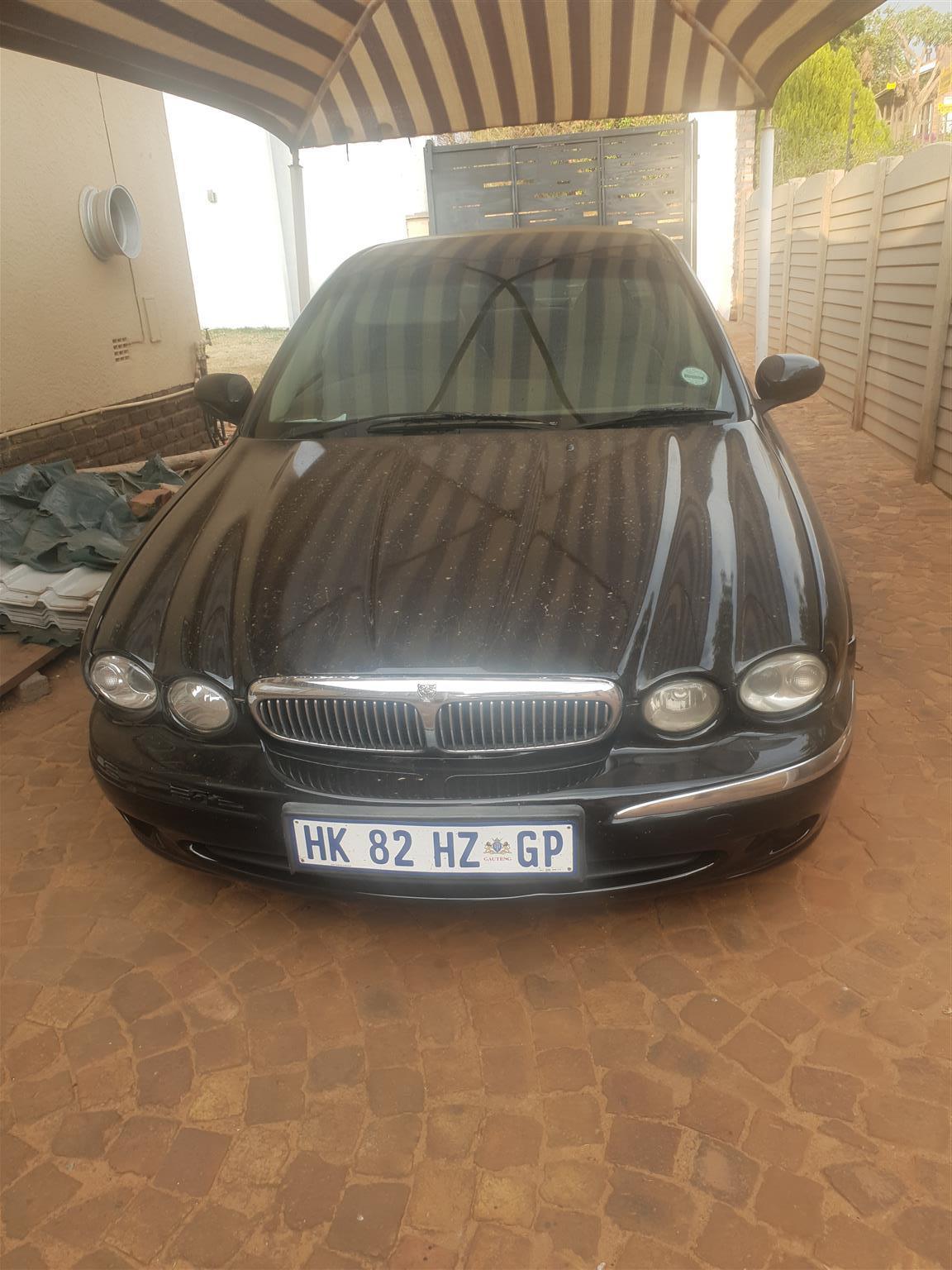 2006 Jaguar X-Type 2.0 SE automatic