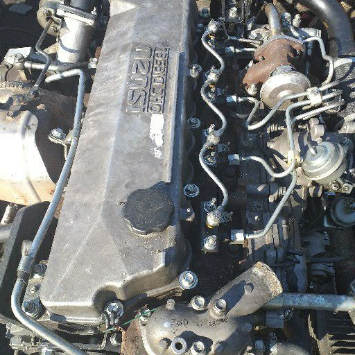 Isuzu 4he1/4hf1/4hg1/4jj1 engines&gearboxes for sale