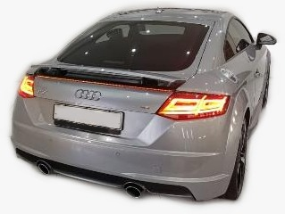 2015 Audi TT 2.0T roadster s tronic