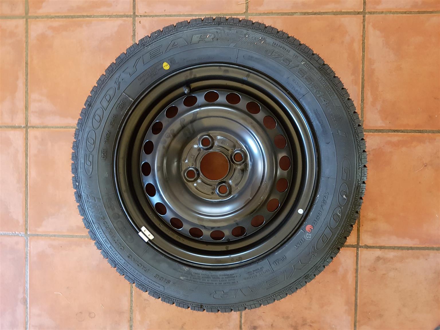 "HONDA Brio spare wheel ""NEW"""
