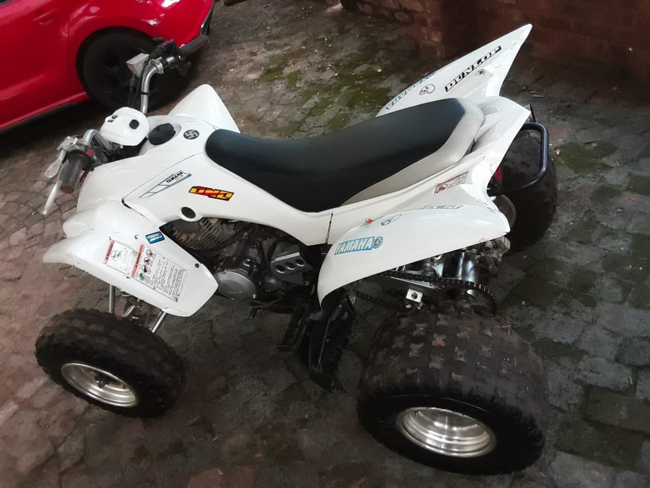 2015 Yamaha Raptor