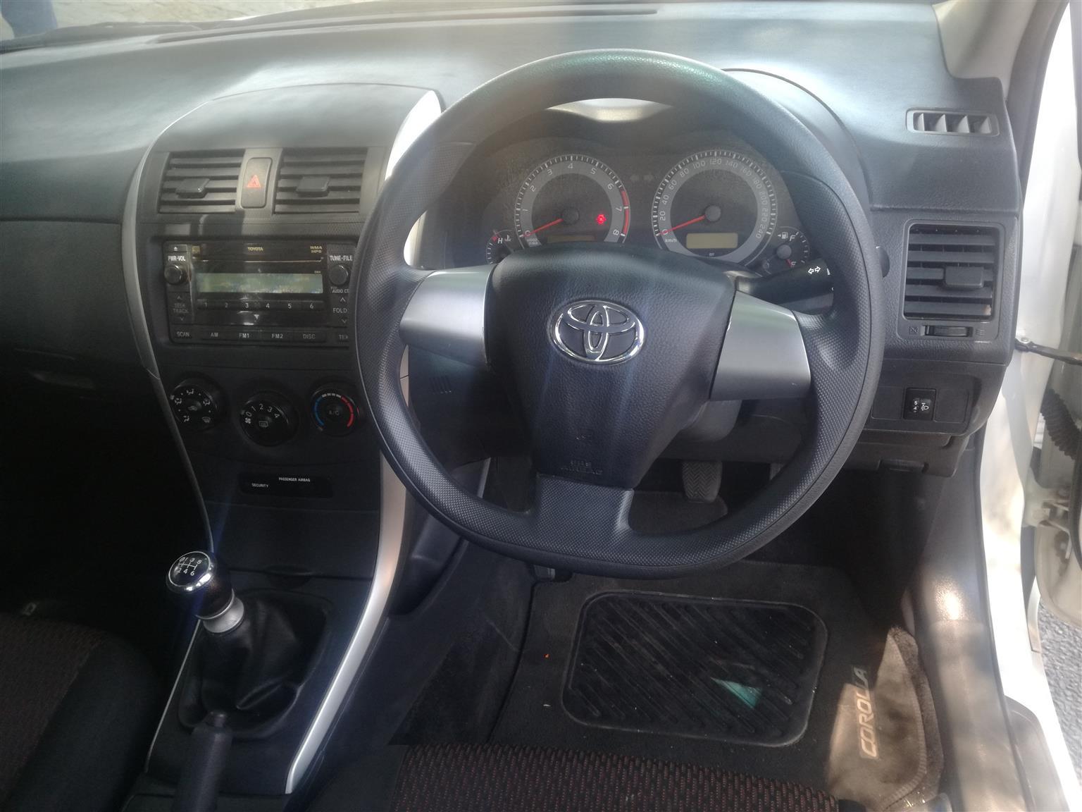 2017 Toyota Corolla Quest 1.6