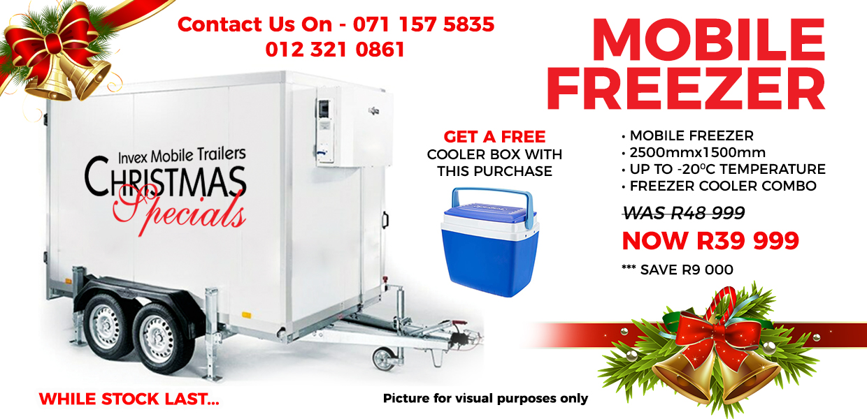 FREEZERS MOBILE FOR SALE