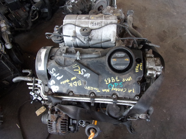 Used Caddy Non Turbo Engine for Sale