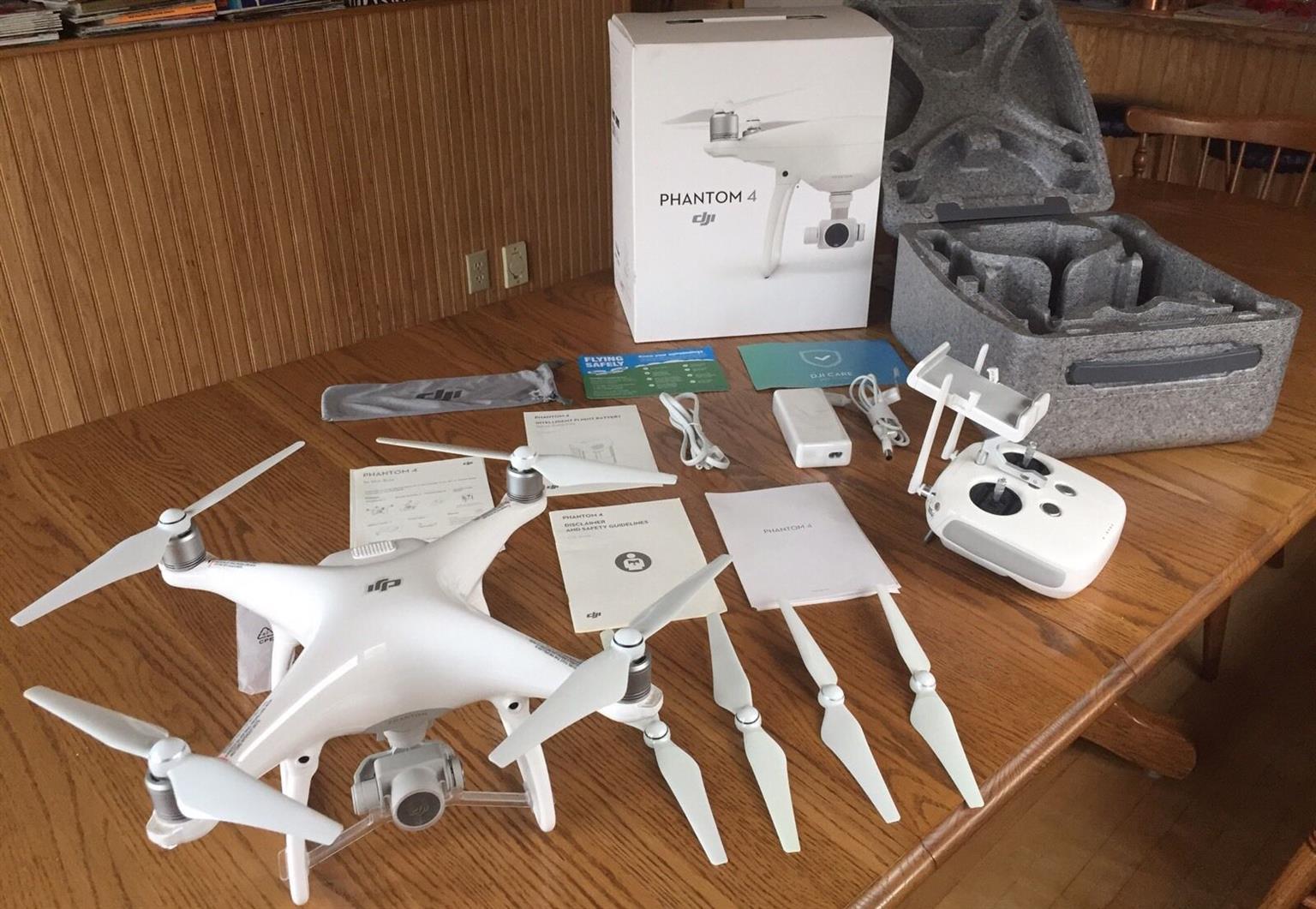 phantom 4 drone