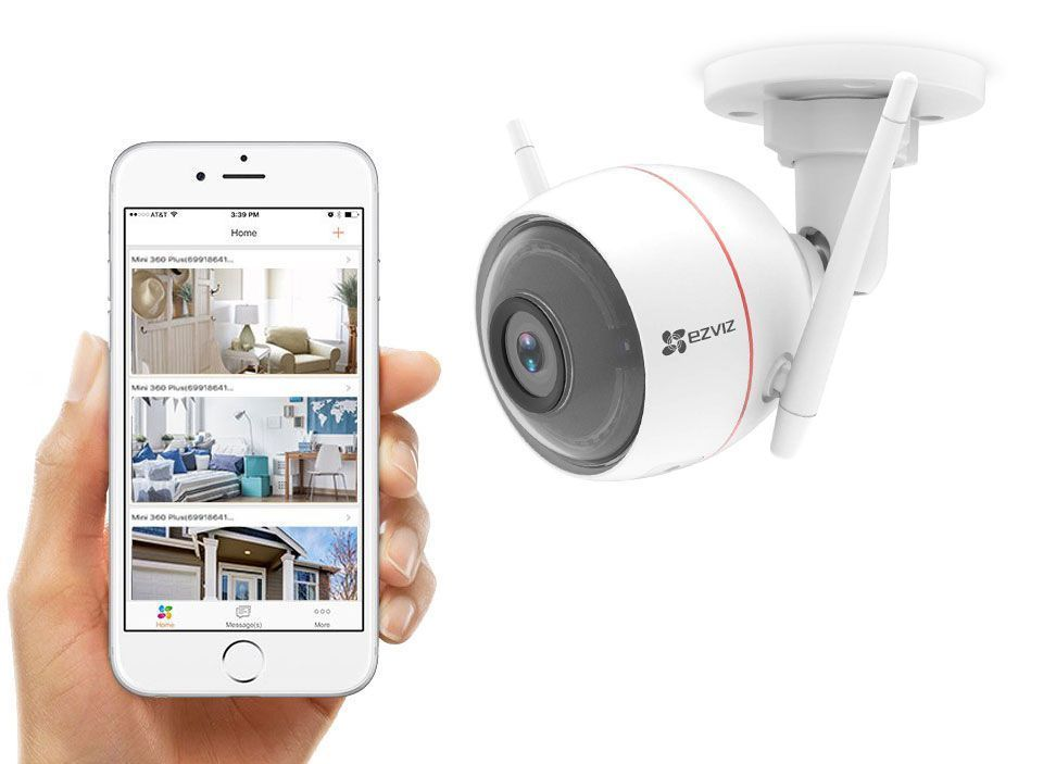 C3W Out and In-Door Smart Wifi Camera For Sale
