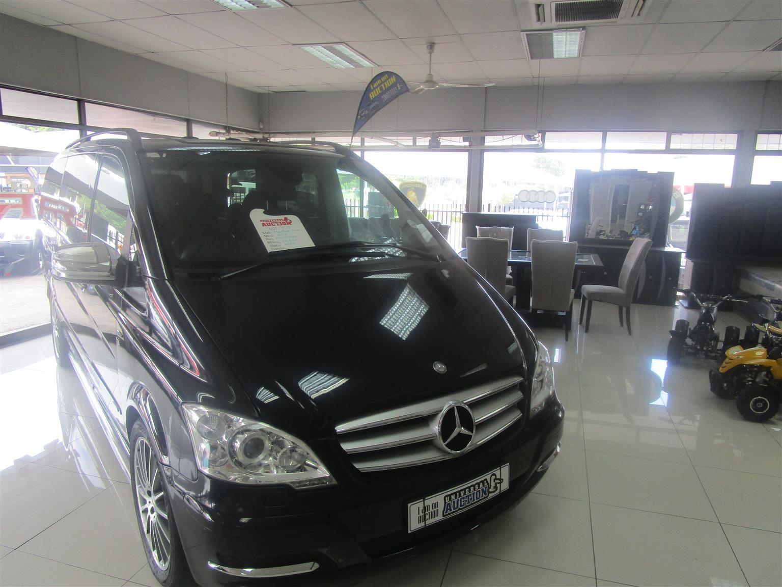 2013 Mercedes Benz Viano 3.5 V6 Ambiente