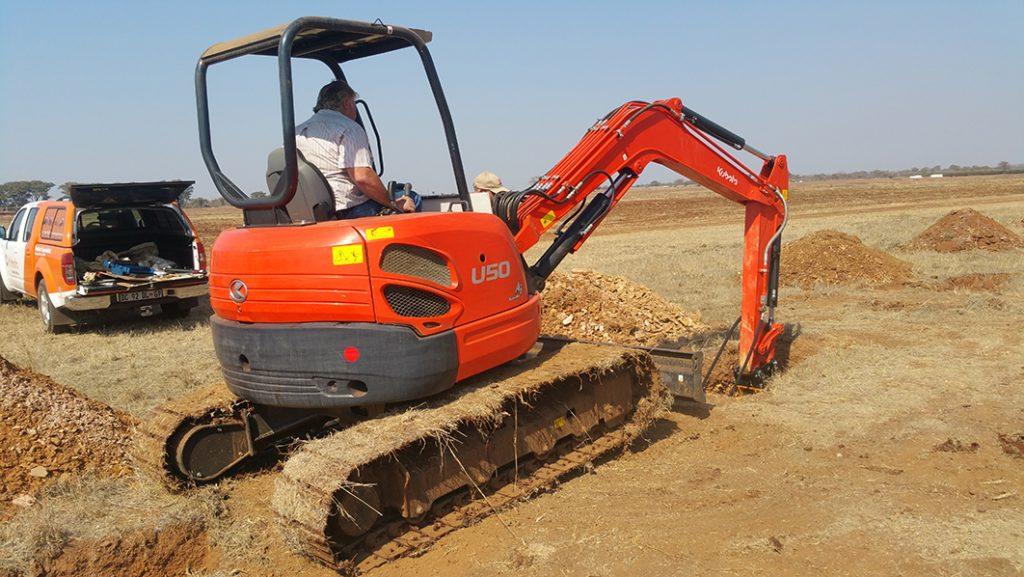 Kubota U50 Excavator - NAMPO SPECIAL
