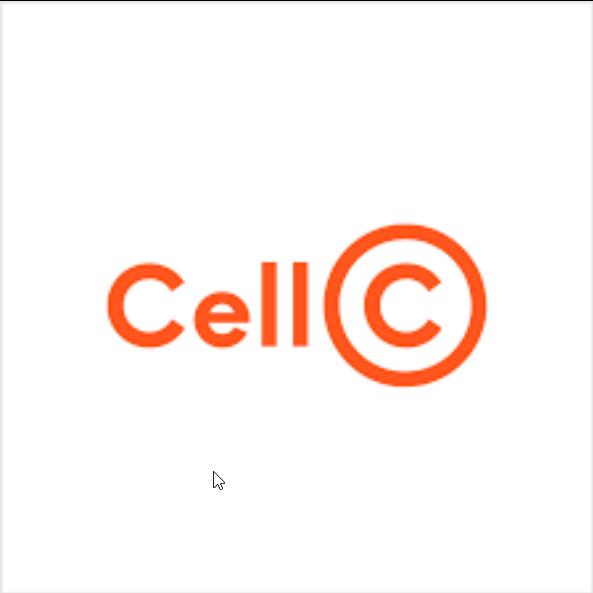 Cell C Prepaid Kiosk