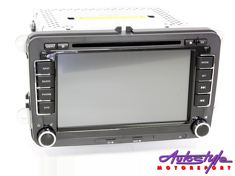 Double Din DVD with USB-Bluetooth-FM for VW Golf Mk5-6-Polo