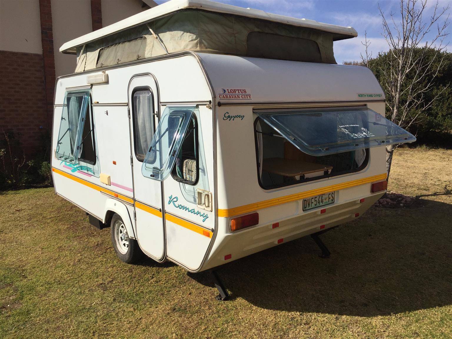 1996 Gypsy Romany Caravan