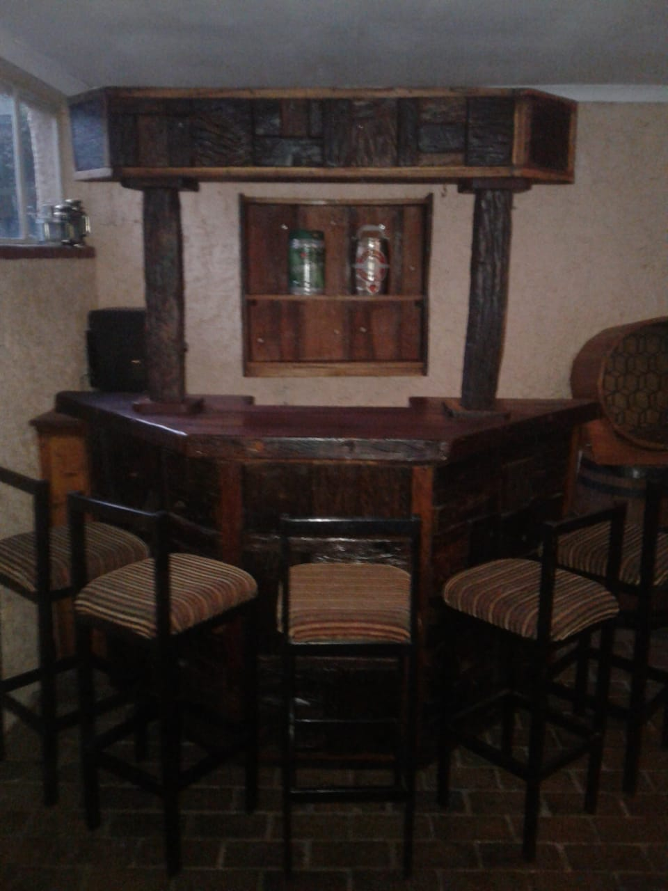 Sleeperwood bar set for sale junk mail