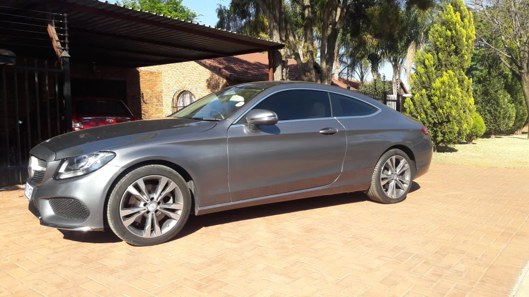 2016 Mercedes Benz C-Class coupe C200 AMG COUPE A/T