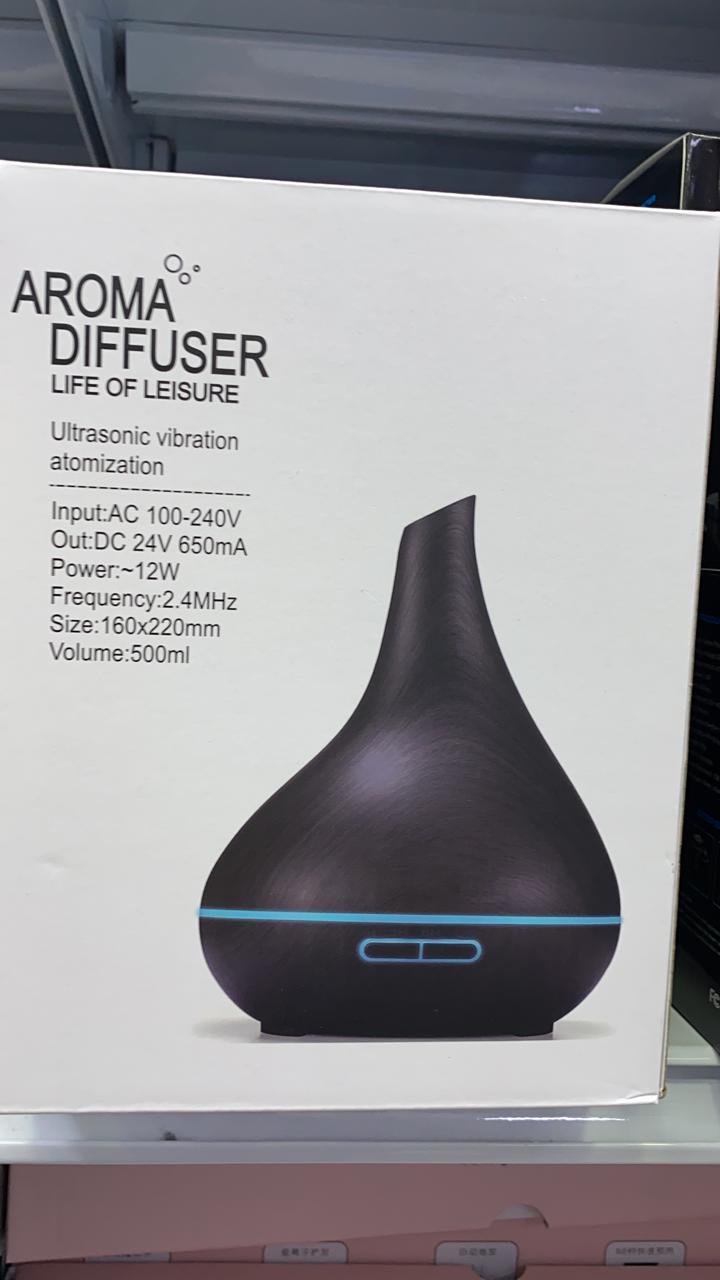 Ultrasonic Aroma Humidifier/ Diffuser (North Riding, Randburg)